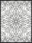 free visual illusion coloring pages - photo#22