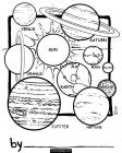 Space camp coloring pages
