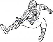 Dc superhero coloring pages