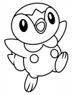 Squirtle coloring pages