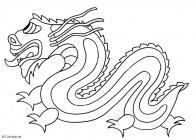 China coloring pages