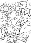 Dr suess coloring pages
