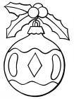 Ornament coloring pages