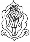 Signs of the zodiac coloring pages