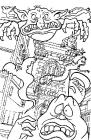 Ghostbusters coloring pages