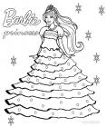 Barbie island coloring pages