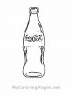 Coca cola coloring pages
