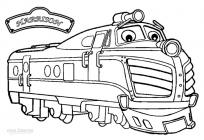 coloring pages chuggington | Chuggington coloring pages to download and print for free