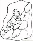 Rock coloring pages