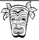 Hawaiian coloring pages
