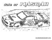 nascar 1 car coloring pages | Nascar coloring pages to download and print for free