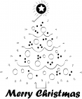 Connect The Dots Christmas
