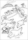Barbapapa coloring pages