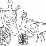 Carriage Coloring Pages