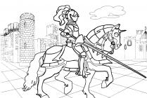 Coloring pages for boys of 11-12 years