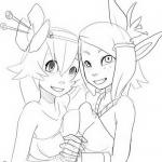 WakFu Coloring Pages