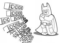 The Lego Batman Movie Coloring Pages