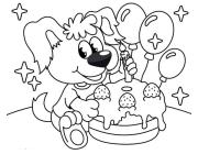 Coloring pages for 5,6,7-year old girls
