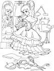 Coloring pages for 8,9,10-year old girls