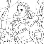 Game of Thrones Coloring Pages