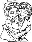 Sisters coloring pages