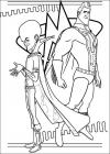 Megamind coloring pages