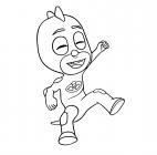 PJ Masks coloring pages