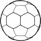 Ball coloring pages