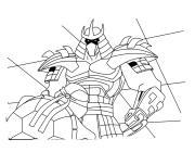 Shredder coloring pages