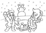Adventures of the Gummi Bears coloring pages