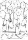 The Penguins of Madagascar coloring pages
