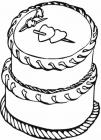 Sweets coloring pages
