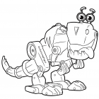 Rusty Rivets coloring pages