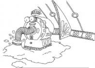 Hoover coloring pages