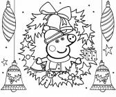 New Year 2019 coloring pages
