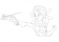 Zak Storm coloring pages