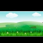 Landscape coloring pages