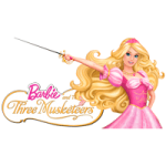 Barbie and the three Musketeers coloring pages