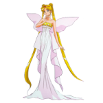 Princess serenity coloring pages