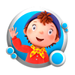 Noddy coloring pages