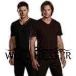 Supernatural coloring pages