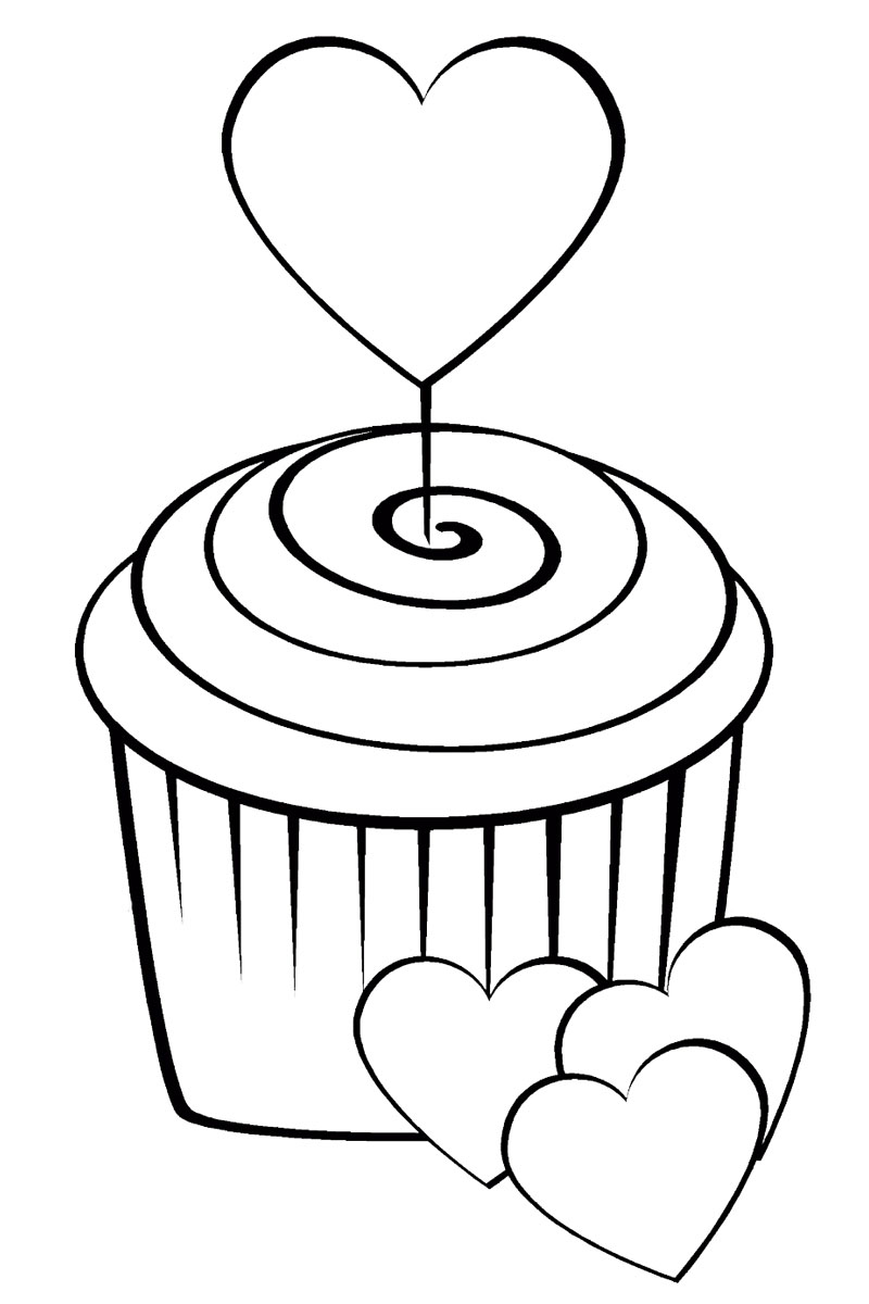 free m&m coloring pages | Sweets Coloring Pages for childrens printable for free