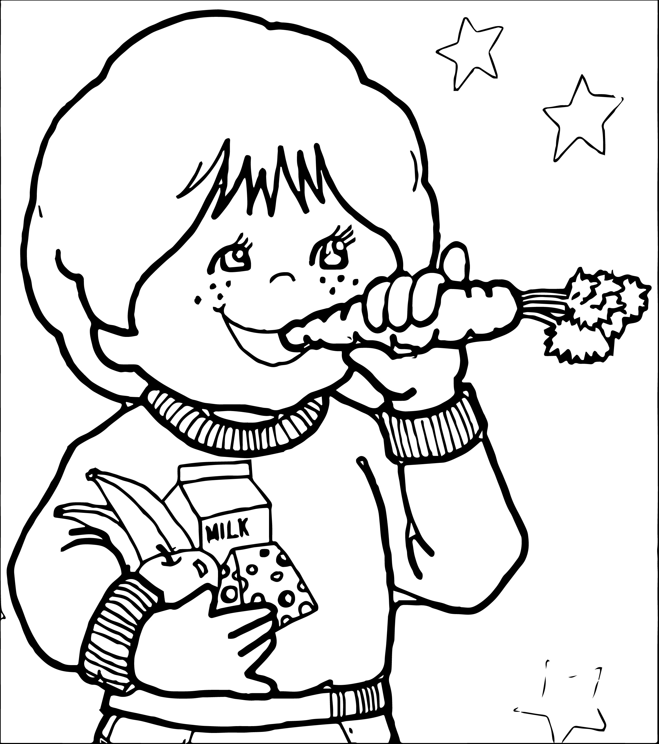 healhty coloring pages - photo#19